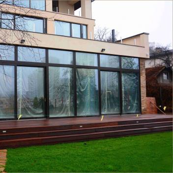 patio doors, timber doors, object ecample gamalangai.lt