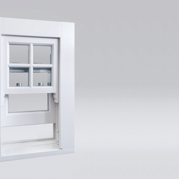 timber sash window from www.gamalangai.lt/en - design example