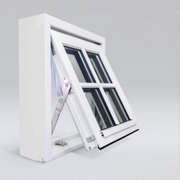 top swing wooden window  design by www.gamalangai.lt/en/ - opeden