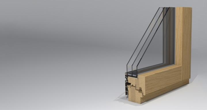 wooden window gama_78_braga profile design by www.gamalangai.lt/en/