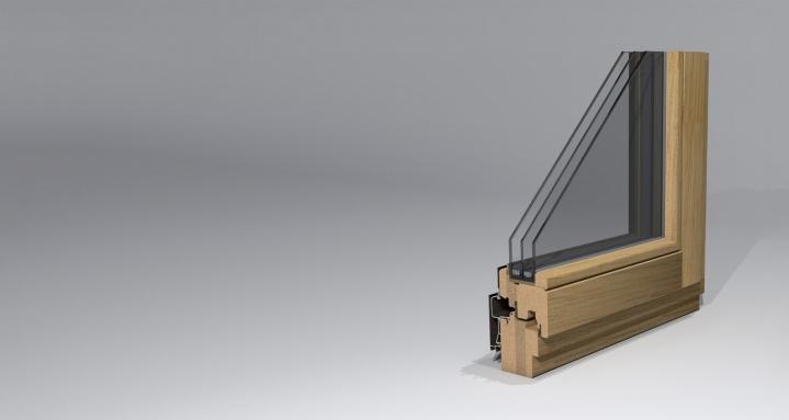 timber window gama_78_s4000 profile design by www.gamalangai.lt/en/