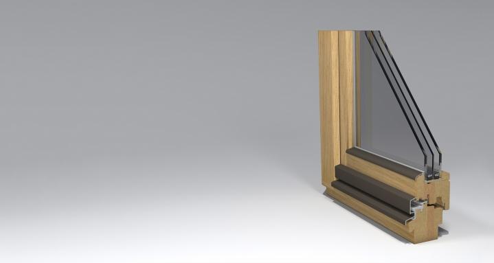 Mediniai Langai kaina Mediniu langu kaina
