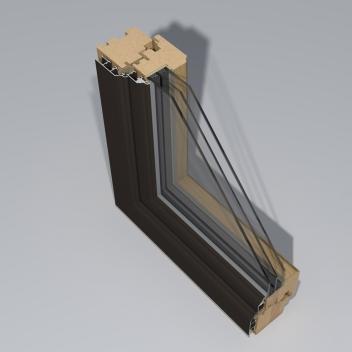 mediniai langai Gama 78 Classic