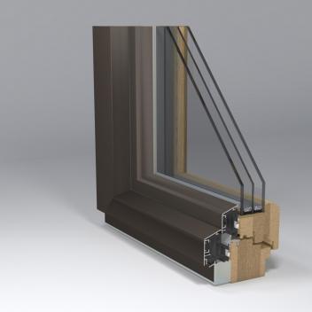 mediniai langai Gama 78 Therm
